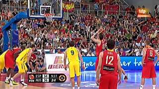 Baloncesto - Gira Preolímpica de la Selección española: España - Australia