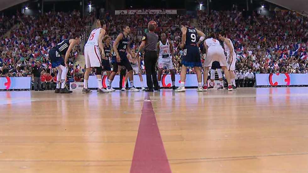 Baloncesto - 'Gira' Selección Femenina: Francia - España