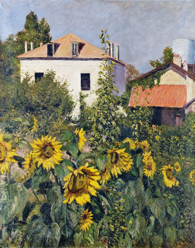 La obra de Gustave Caillebotte 1468593780947
