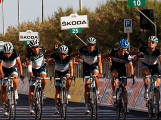 El Giro rinde homenaje a Weylandt