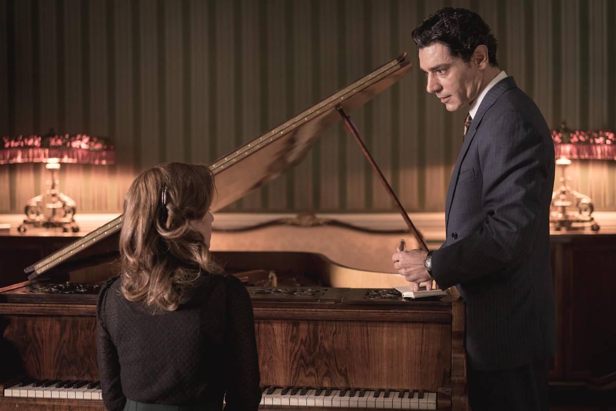Giuseppe Zeno en 'La sonata del silencio'