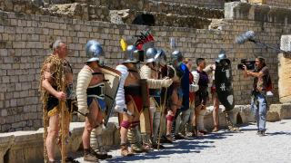 Aquí la tierra - Los gladiadores del siglo XXI