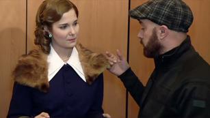 El glamour de los 50 llega al vestuario de 'Amar en tiempos revueltos'