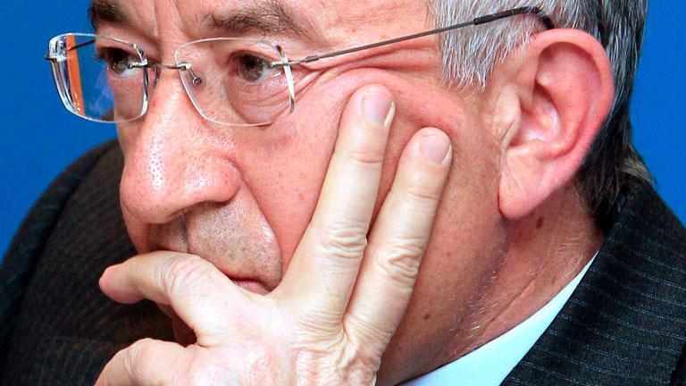 Miguel Ángel Fernández Ordoñez adelanta su salida del Banco de España