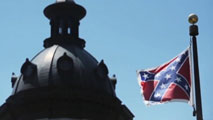 Ir al VideoLa gobernadora de Carolina del Sur pide retirar la bandera confederada