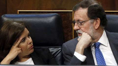 """El Gobierno aplicará el artículo 155 para """"recuperar la autonomía de Cataluña"""""""