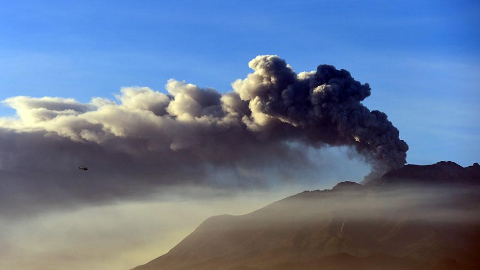 El gobierno chileno ordena la evacuación inmediata de las localidades cercanas al volcán Calbuco