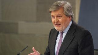 """El Gobierno destaca que en España """"se cumple el imperio de la ley"""""""
