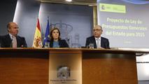 Ir al VideoEl Gobierno eleva su previsión de crecimiento hasta el 1,3% en 2014 y el 2% en 2015