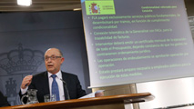 Ir al VideoEl Gobierno endurece las condiciones para que Cataluña reciba más fondos del Fondo de Liquidez Autonómico