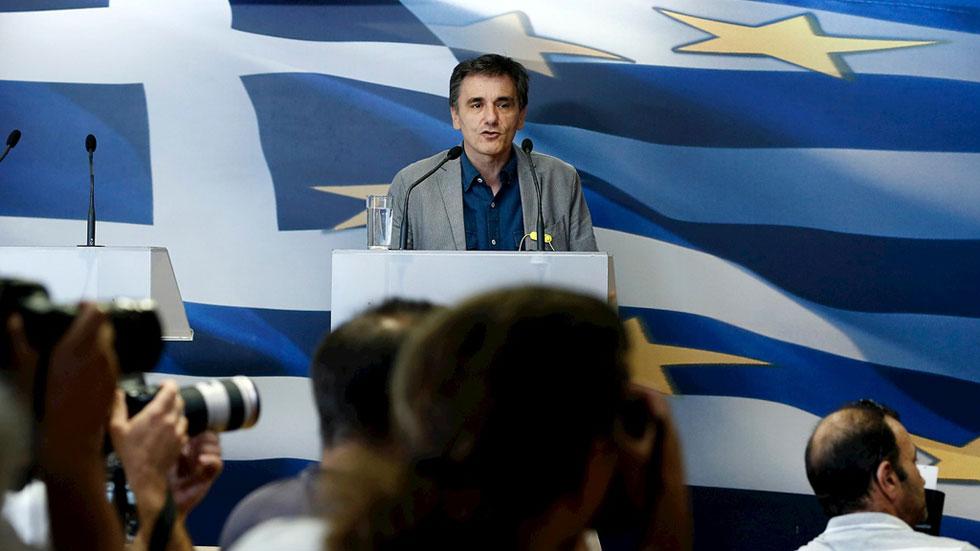 El Gobierno griego lleva al Parlamento la reforma del código civil y el saneamiento bancario