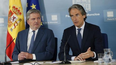 Ir al VideoEl Gobierno impone el arbitraje obligatorio para acabar con el conflicto de El Prat