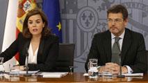 """Ir al VideoEl Gobierno limita los tiempos de instrucción y sustituye el término """"imputado"""" por """"investigado"""""""