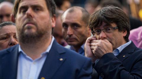 Ir al VideoEl Gobierno podrá nombrar cesar o sustituir a cualquier autoridad en Cataluña