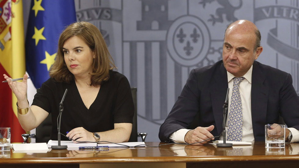 """El Gobierno de España reclama a Grecia que """"cumpla sus compromisos"""""""
