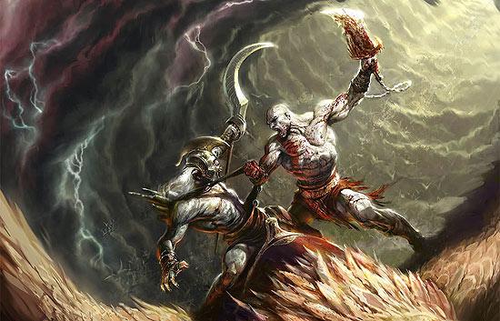 'God of war 3' un videojuego espectacular