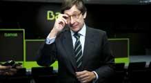 Ir al VideoGoirigolzarri dice que Bankia podría devolver lo obtenido con la salida a Bolsa sin más ayudas públicas