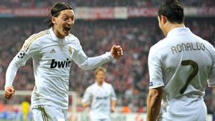 El gol de Özil en Múnich, tanto para la esperanza