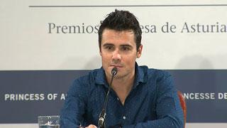 """Gómez Noya: """"La clave está en la perseverancia y en creer en uno mismo"""""""