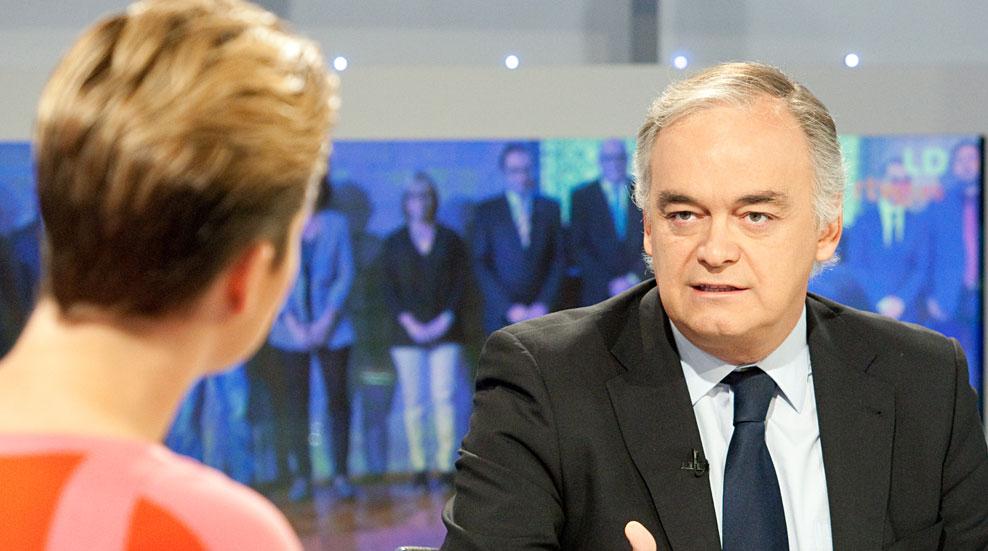 González-Pons espera que Mas reciba una carta del fiscal por el delito cometido al usar fondos públicos