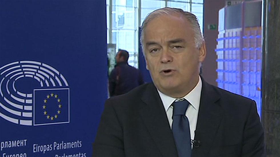 """González-Pons (PP): """"Si fuéramos a unas terceras elecciones seríamos el cachondeo de toda Europa"""""""
