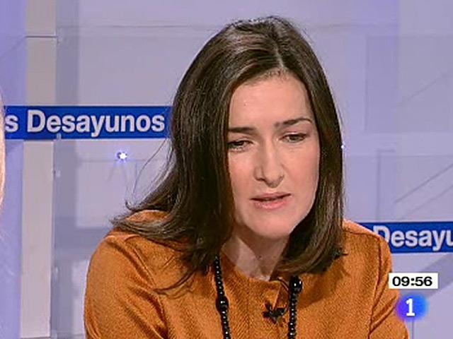 """González-Sinde: """"España buscará una alternativa tras la sentencia de la UE contra el canon"""""""
