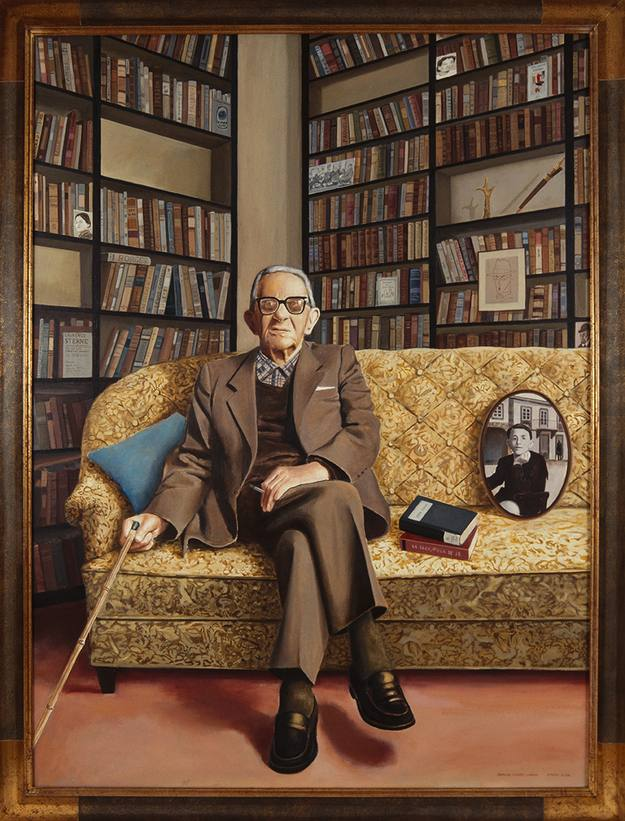 Gonzalo Torrente Ballester, Premio Cervantes 1985