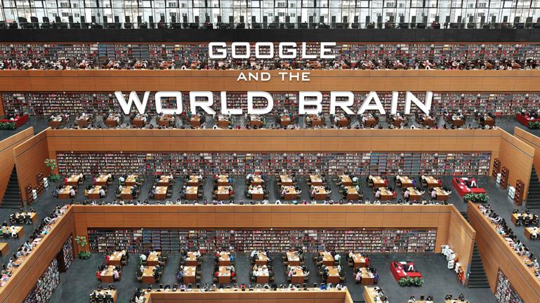 """El documental de La 2 estrena """"Google y el cerebro mundial"""""""