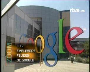 Google, la mejor empresa para trabajar