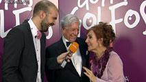 Entrevistamos a Vargas Llosa