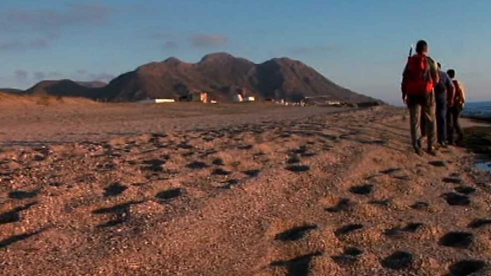 Senderos de gran recorrido - GR 140 Almería: De la nieve a la arena