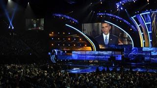 Los Grammy Latinos se convierten en un celebración de la reforma migratoria de Obama