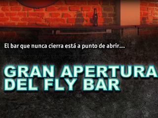 Gran apertura del Fly Bar