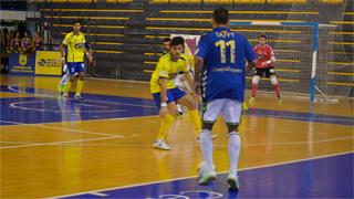 Gran Canaria 0-5 Movistar Inter