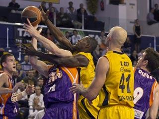 Gran Canaria 63-71 Valencia Basket