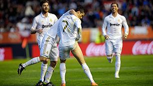 La gran noche de Ronaldo