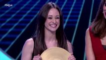 Elena Rivera, ganadora del quinto reto musical