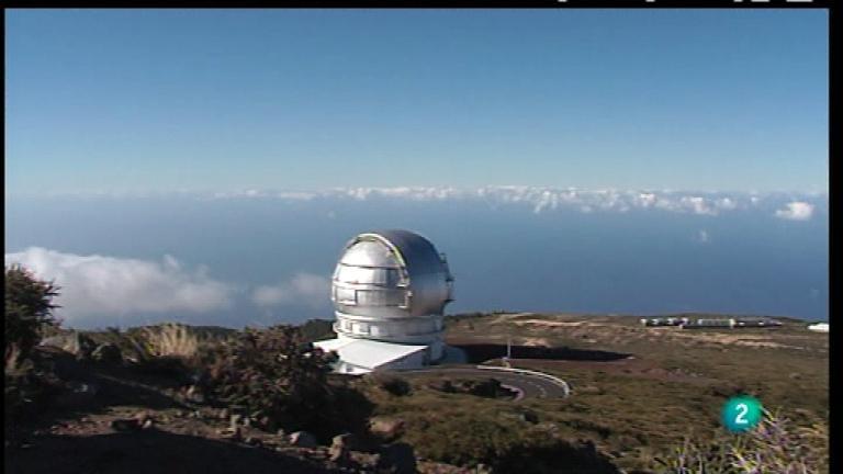 España en comunidad - Gran Telescopio Canarias