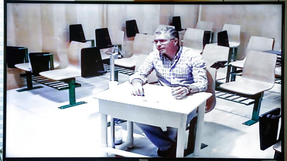 Granados, encarcelado por el 'caso púnica', niega haber cometido delitos de corrupción