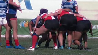 Rugby - Grand Prix de la Reina Sevens Prueba Madrid