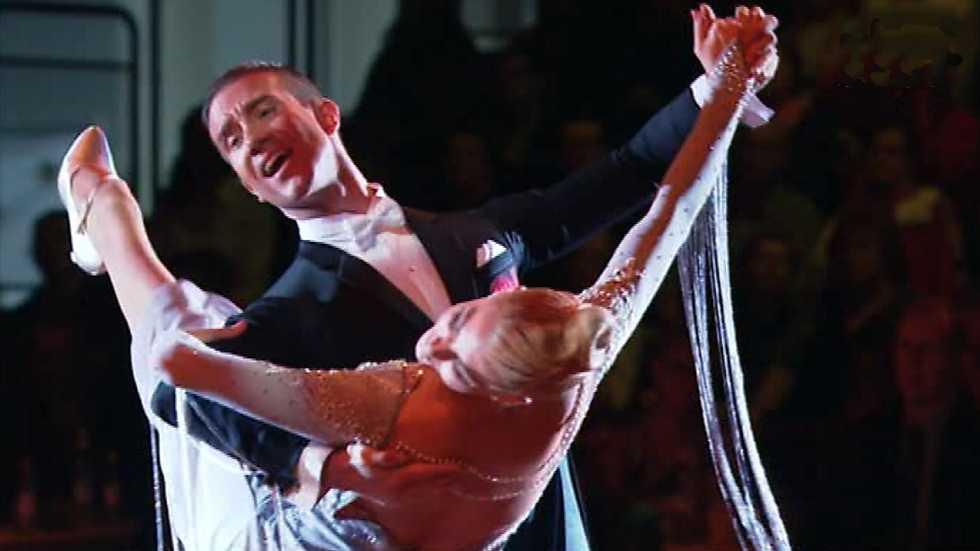 Baile deportivo - Grand Slam 2017 Standard  1ª prueba Helsinki (Finlandia)
