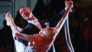 Baile deportivo - Grand Slam Standard. 1ª prueba Helsinki (Finlandia)