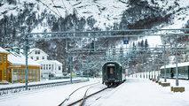 Grandes documentales - Grandes viajes ferroviarios continentales: De Copenhague a Oslo