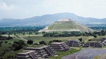 Patrimonio Humanidad: Ciudad pre-hispánica de Teotihuacan
