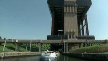 Patrimonio de la Humanidad: Los cuatro elevadores del Canal