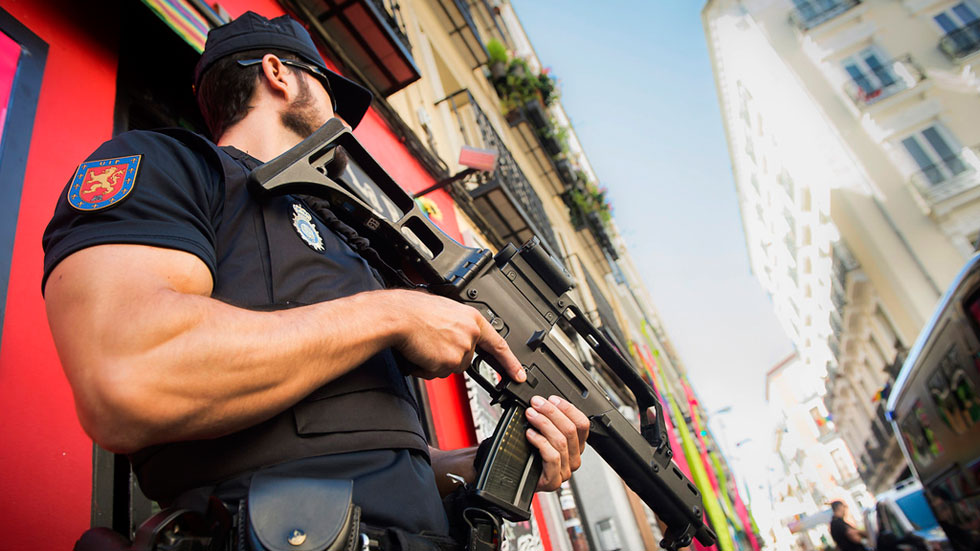 Grandes medidas de seguridad previstas para el desfile de las fiestas del Orgullo
