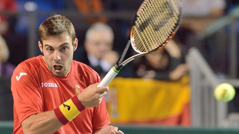 Granollers Se Juega El Futuro Espa Ol En La Copa Davis