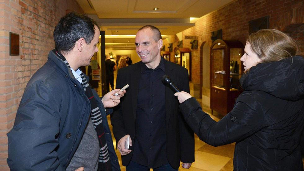 Varufakis afirma que habría elecciones si no se llegara a un acuerdo europeo