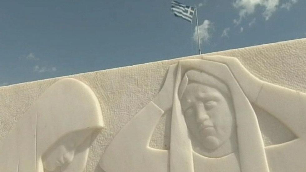 Grecia insiste en reivindicar a Alemania reparaciones por la Segunda Guerra Mundial