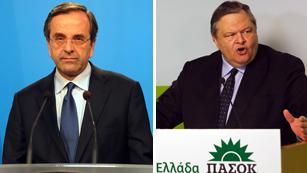 Grecia se encamina a un gobierno de concentración